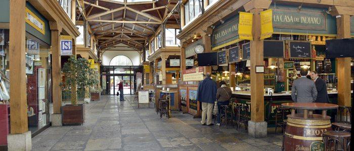 Mercado del Este, Santander.