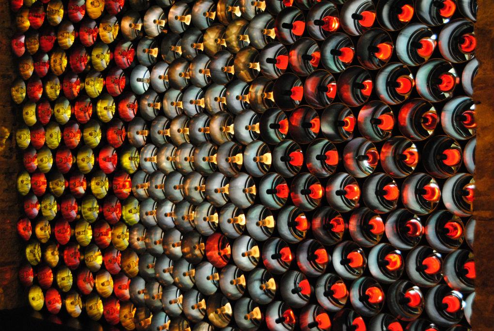 En este Bistrot hay más de 700 vinos / Foto: E.R.