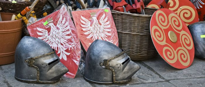 Hay mercados medievales por toda la península.