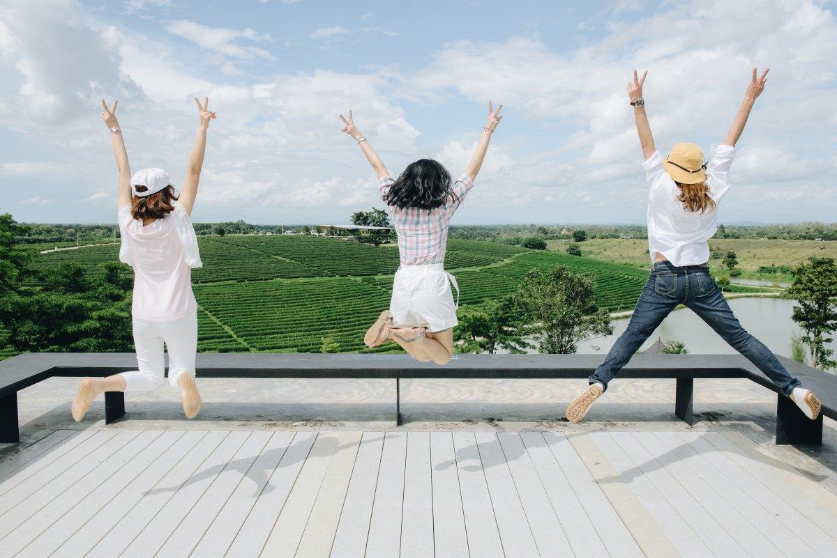 Una actitud positiva te ayudará a hacer frente a los imprevistos. Foto: Shutterstock.