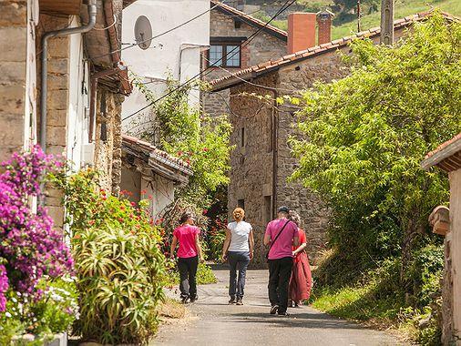 El camino de los maquis por el Val de San Vicente (Cantabria)