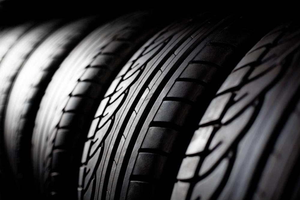 El dibujo de los neumáticos debe estar en perfecto estado.