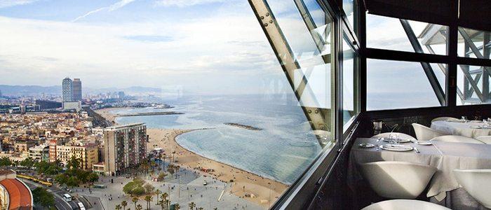 Restaurante Torre Alta Mar.
