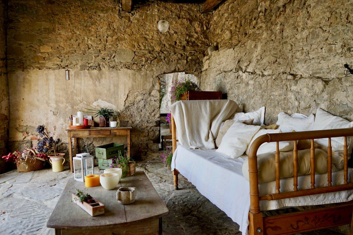 Hotel rural 'Mas El Mir': espacios chill out