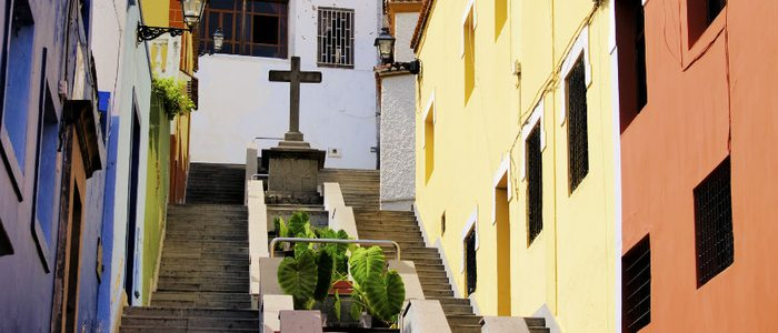 Calle de Teror.