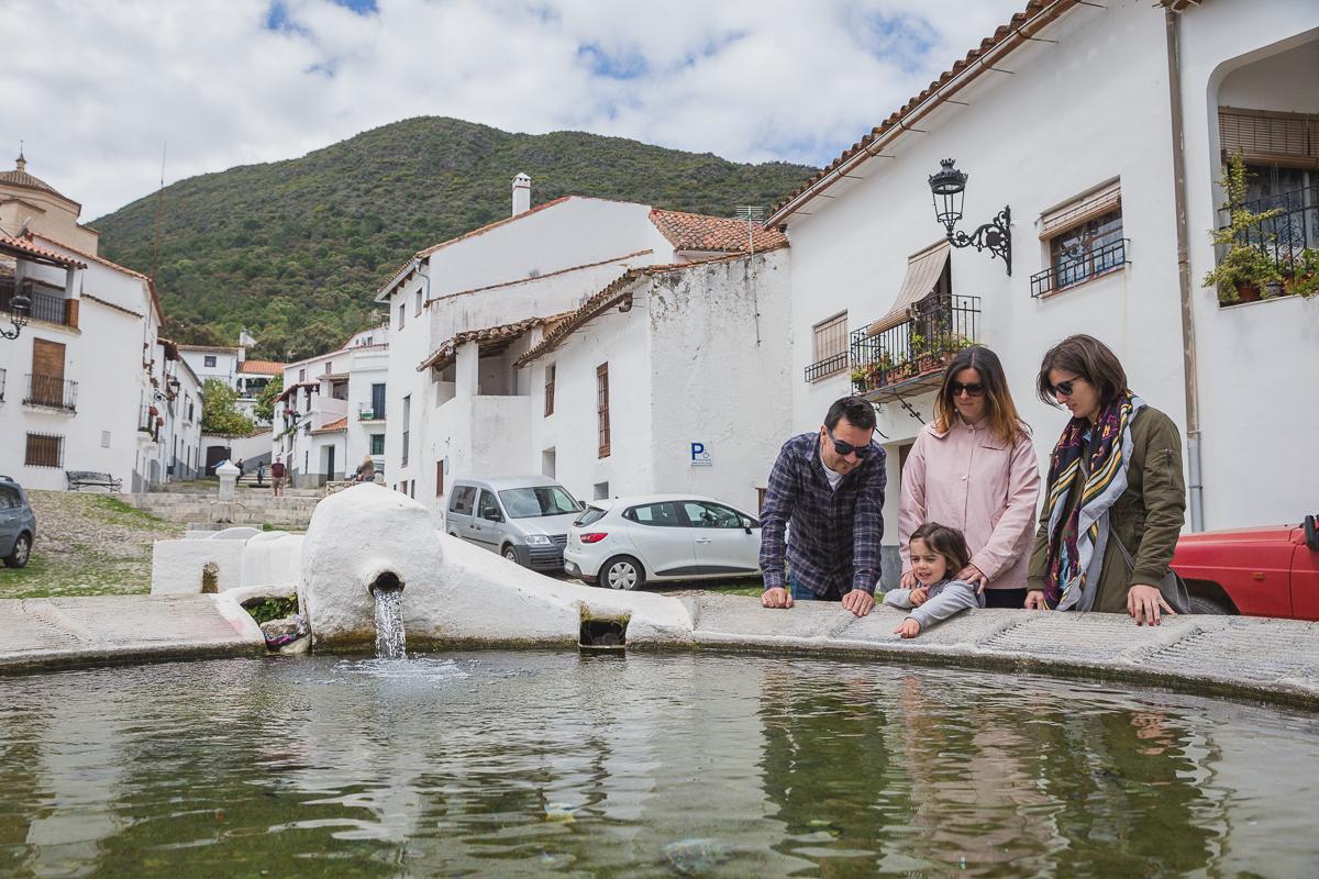 Linares de la Sierra - Apertura