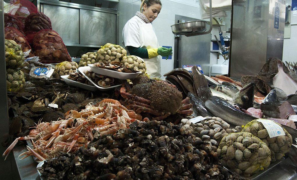 Mercado de Abastos (A Coruña).