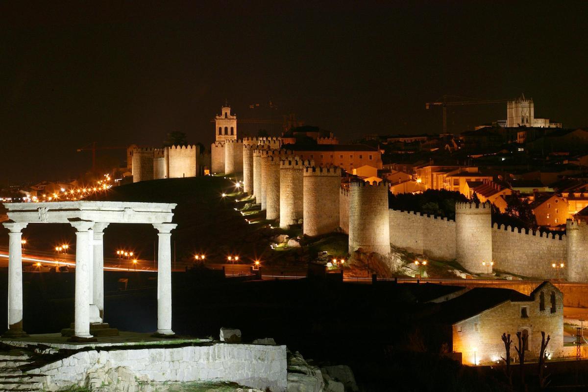 Panorámica de Ávila.