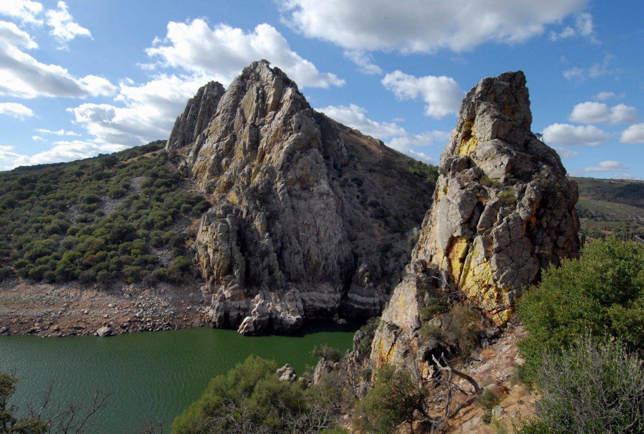 Parque Nacional de Monfragüe: Salto del Gitano
