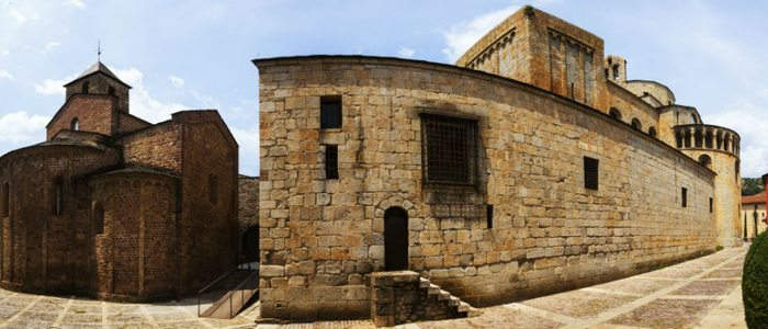 Catedral de Santa María d'Urgell.
