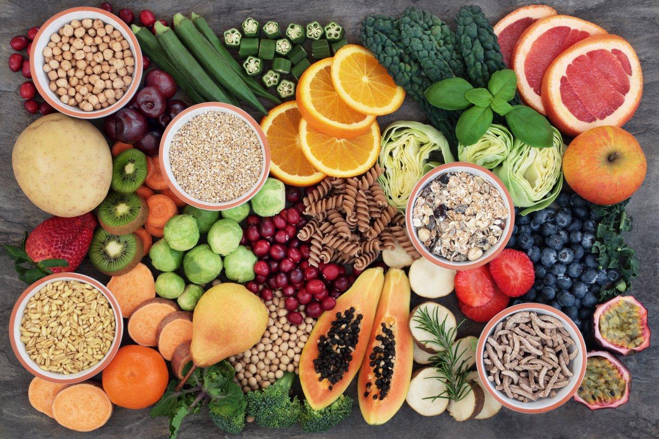 Botiquín natural: alimentos ricos en fibra