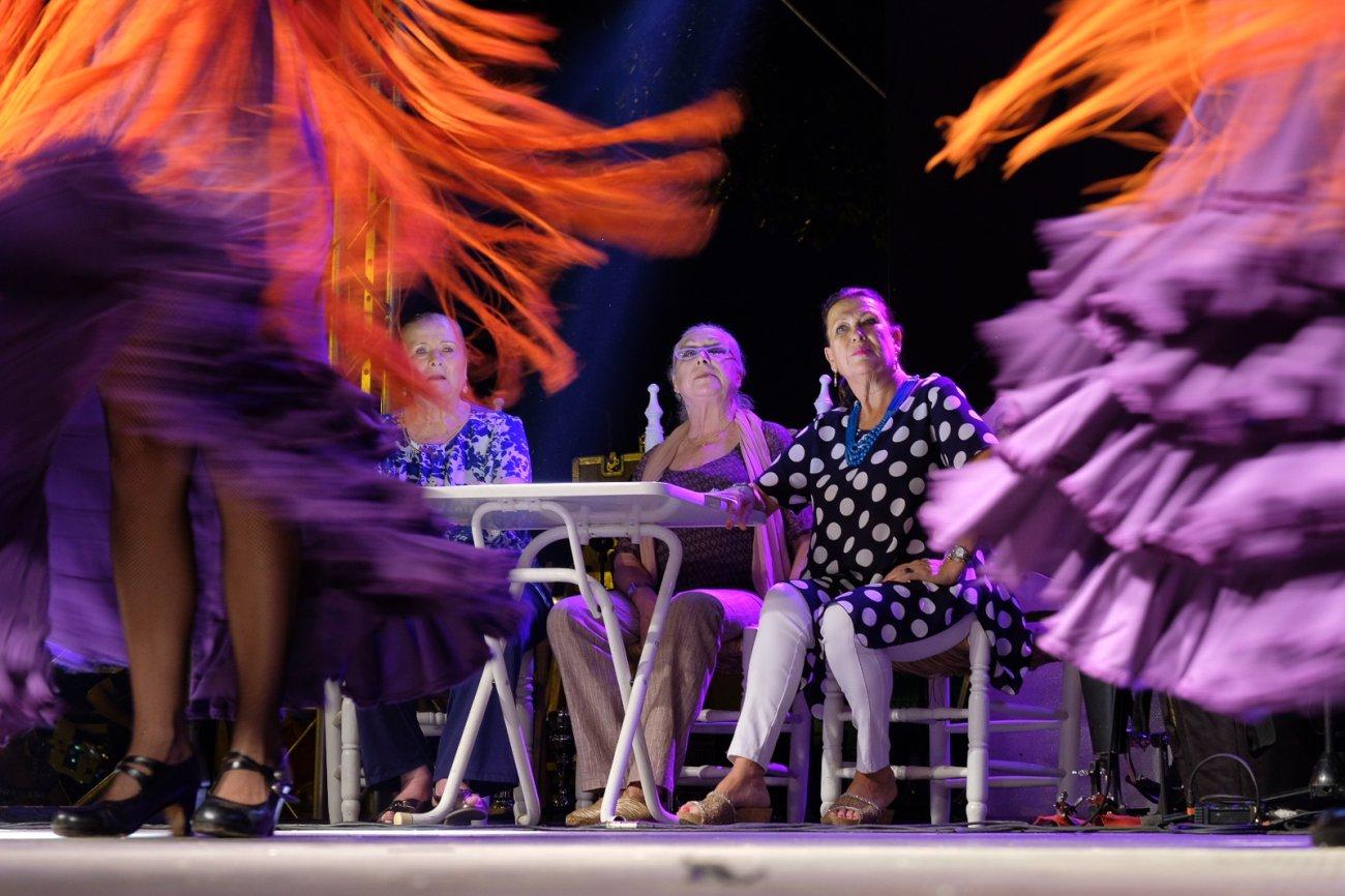 Planes Sevilla: flamenco de la Velá de Santa Ana