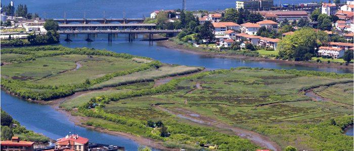 Puente Internacional de Santiago. / Cedida por: Bidasoa Turismo
