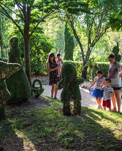 El Bosque Encantado de San Martín de Valdeiglesias (Madrid)