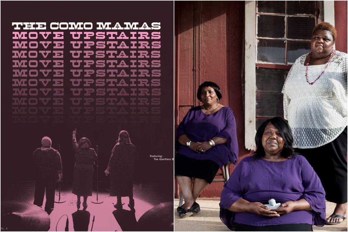 No podían faltar estas tres voces negras alabando a Dios. Fotos: Facebook.