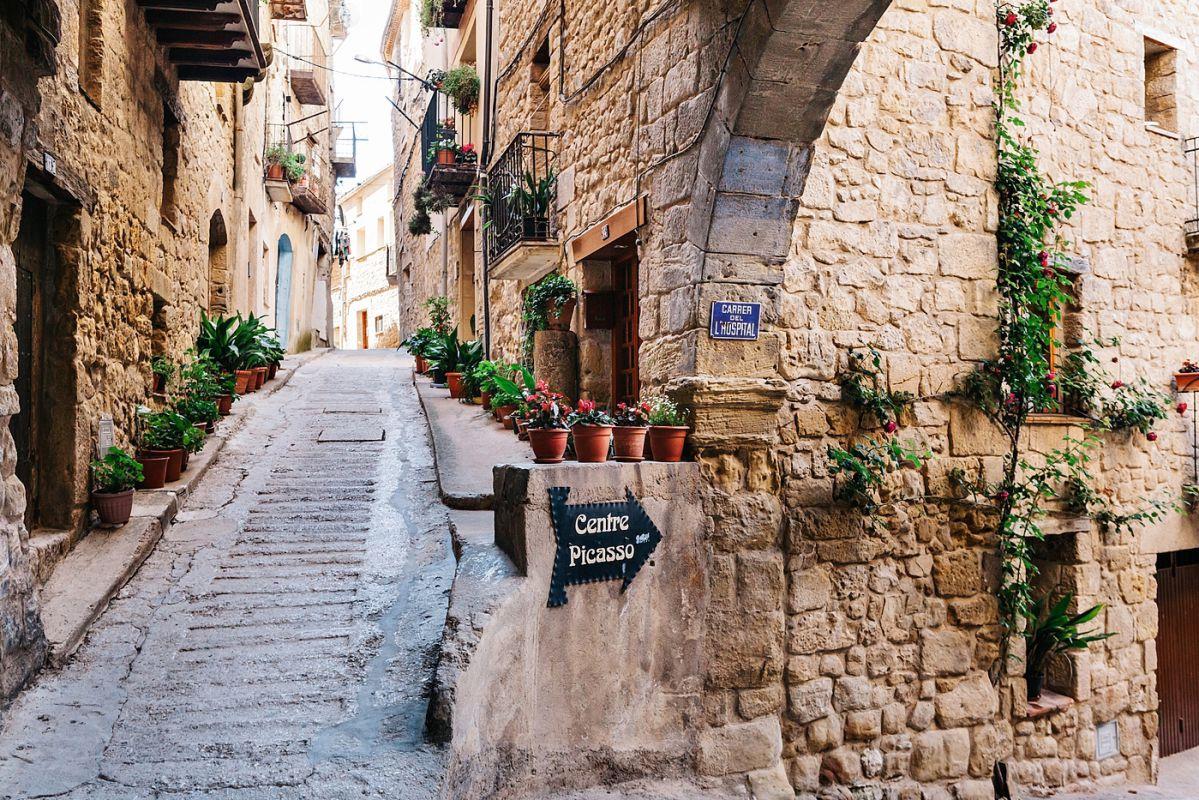 Horta de Sant Joan, Tarragona. Foto: Flaminia Pelazzi