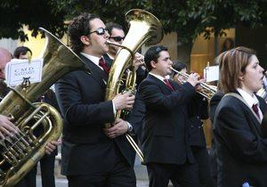 Banda de música.