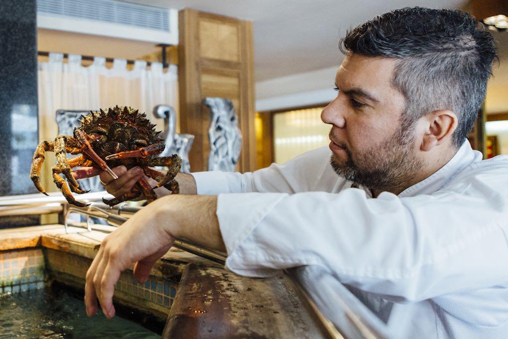 El chef Ever Cubilla, como tantos otros, apuesta por 'Arzak'.