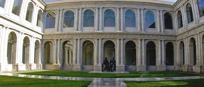 Museo Patio Herreriano. Foto: Luis Laforga.
