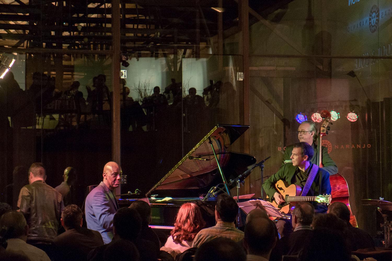 Concierto de Jazz, en las Bodegas Naranjo.