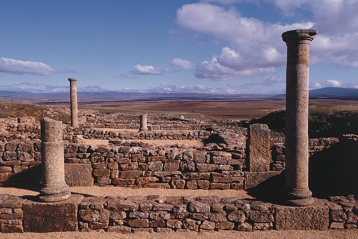 Palacio de los Río y Salcedo. Foto: Turismo de Soria.