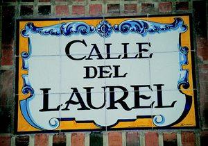 Calle Laurel, Logroño. Foto: Turismo de La Rioja.