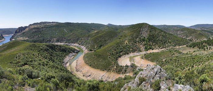 Vista del Cerro Gimio.