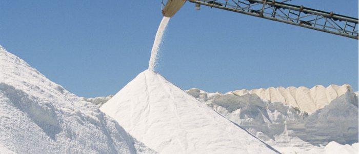 Planta de refino de sal, San Pedro del Pinatar.