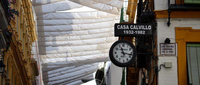 Calle Sierpes, Sevilla. Foto: CC Flickr JL Palacios.