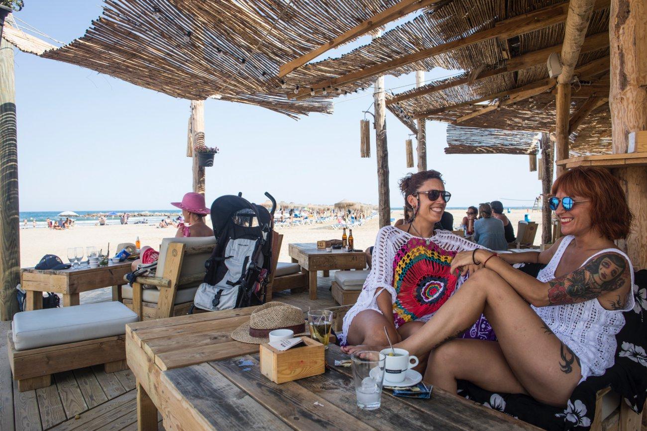 Benicàssim: Restaurante 'La Isla' (4)