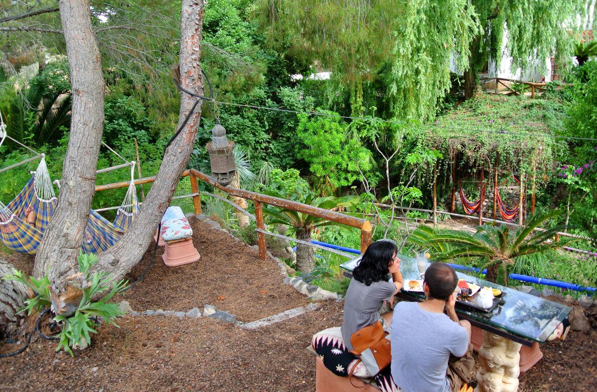 Piérdete en el 'Jardín de los Sentidos'. Foto: Camino Martínez.