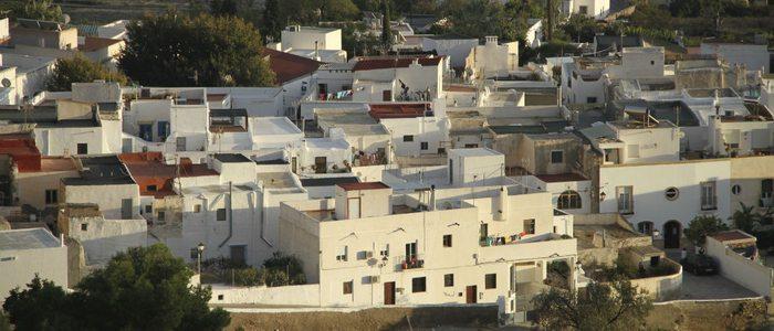 Pueblo de Níjar.