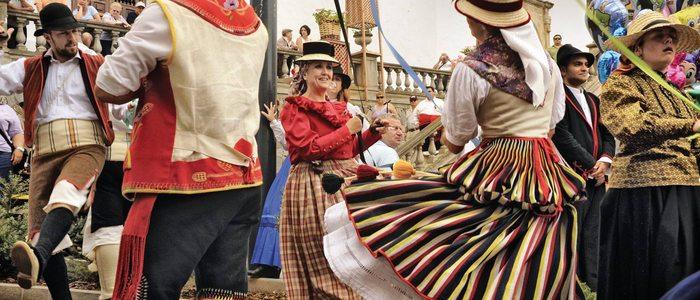Fiestas del Mes de la Castaña.