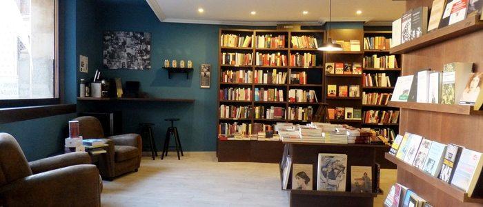 Librería Letras Corsarias, Salamanca.