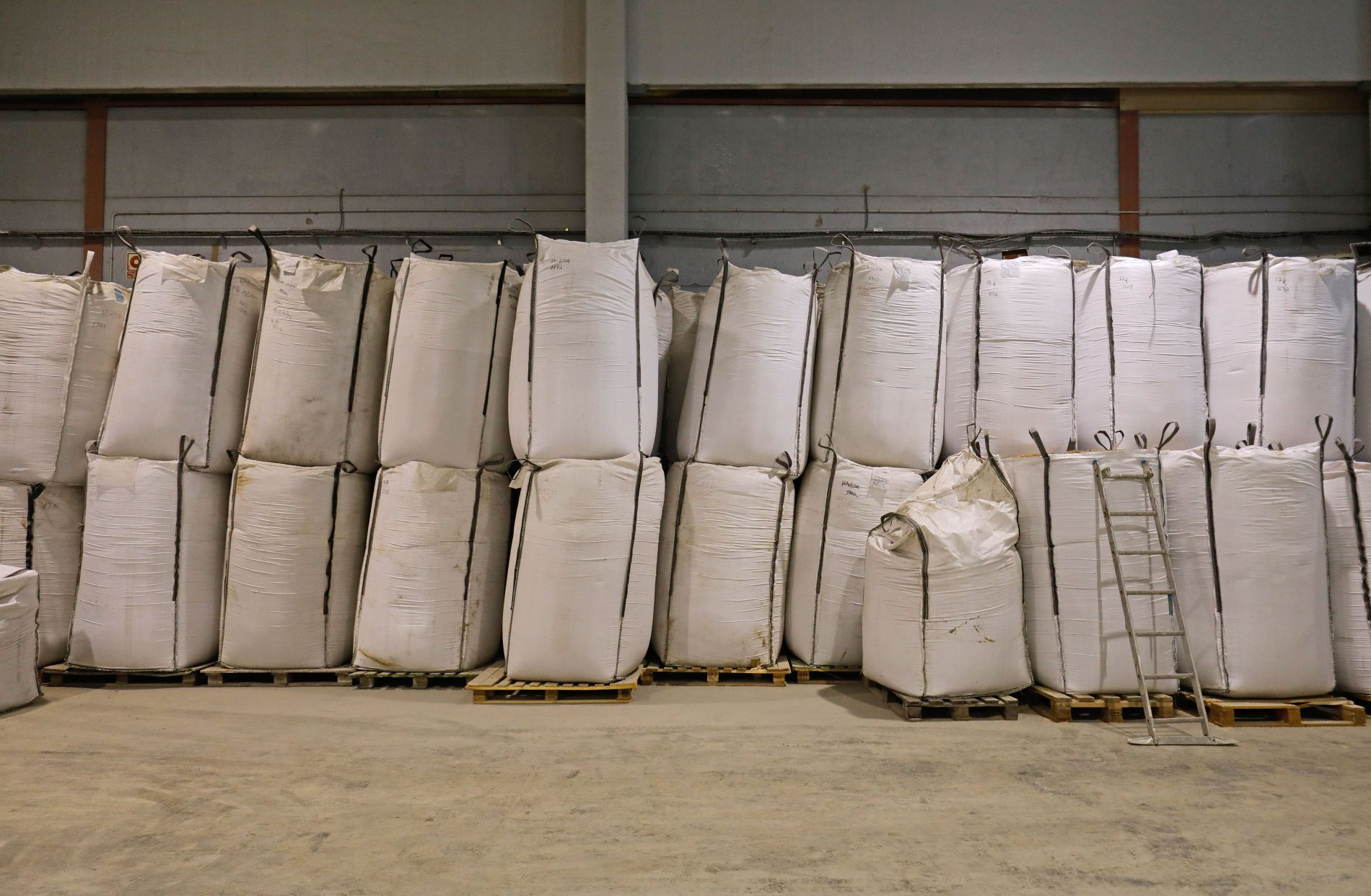 Arroces 'Molino Roca': sacas en el almacén