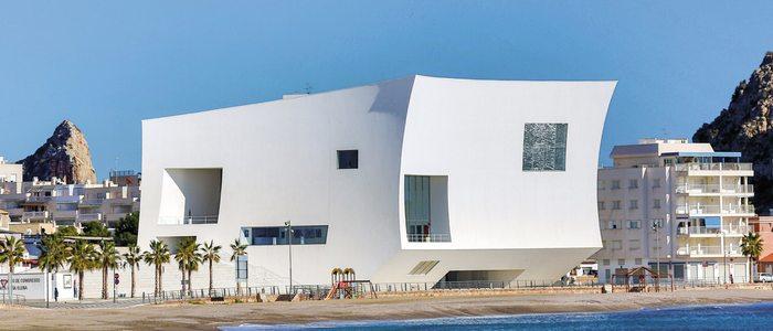 Auditorio y Palacio de Congresos Infanta Doña Elena en Águilas.