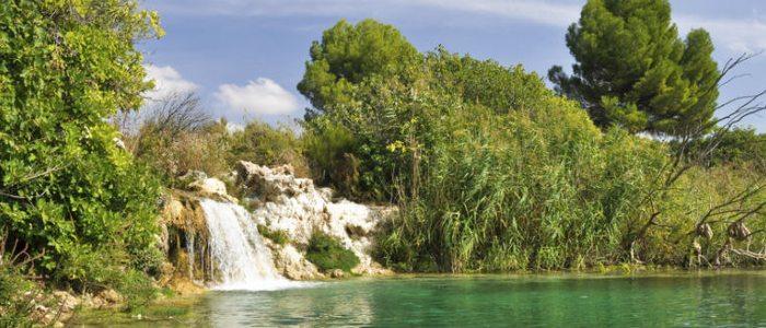 Parque Natural de las Lagunas de Ruidera.