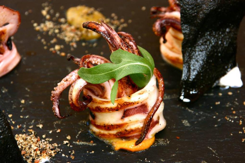 Comer espectacular en cualquier rincón de Euskadi está garantizado.