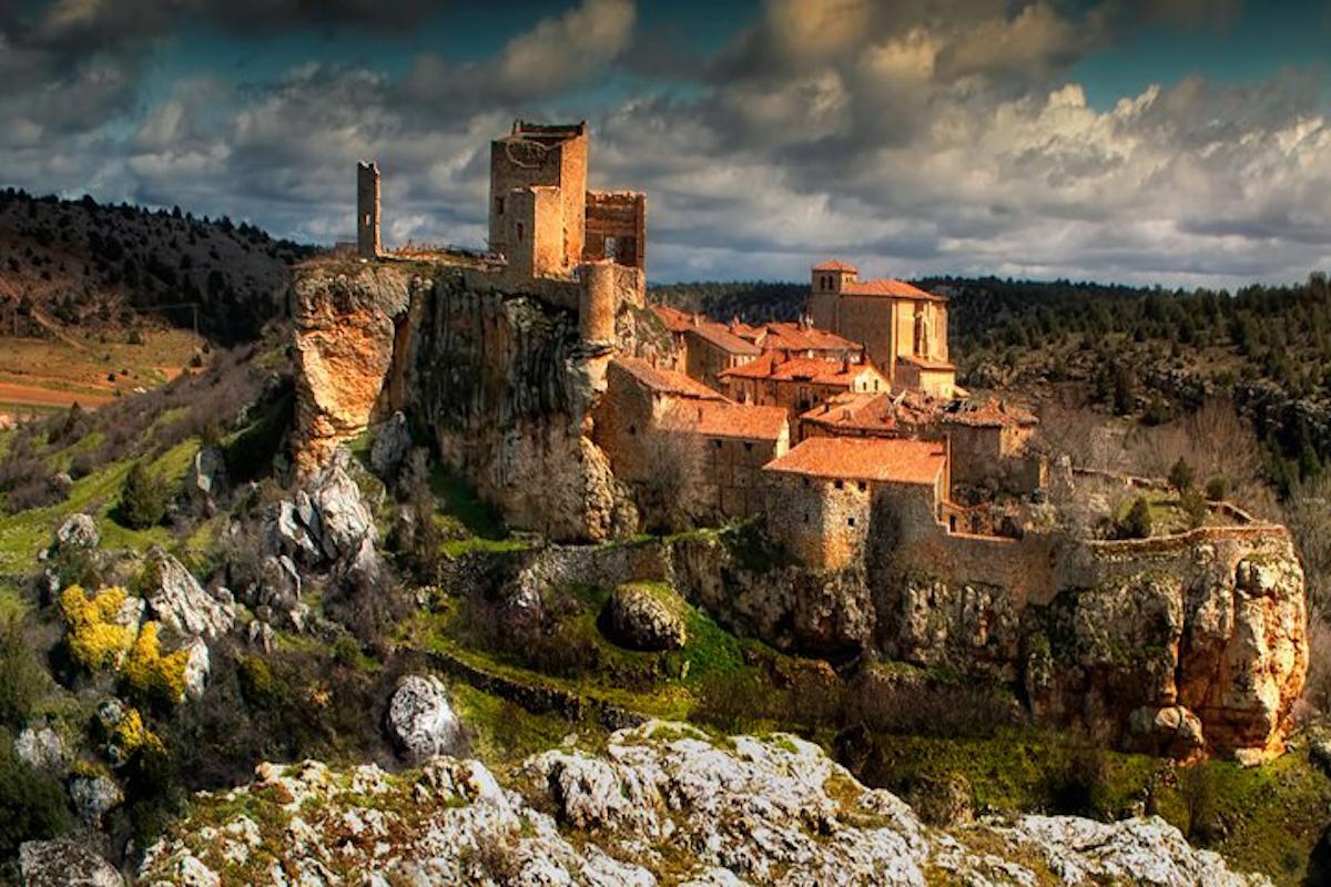 Calatañazor. Foto: Conrado Ángel, Diputación Provincial de Soria.