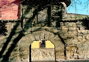 Puerta del Revellín. Foto: Turismo de La Rioja.