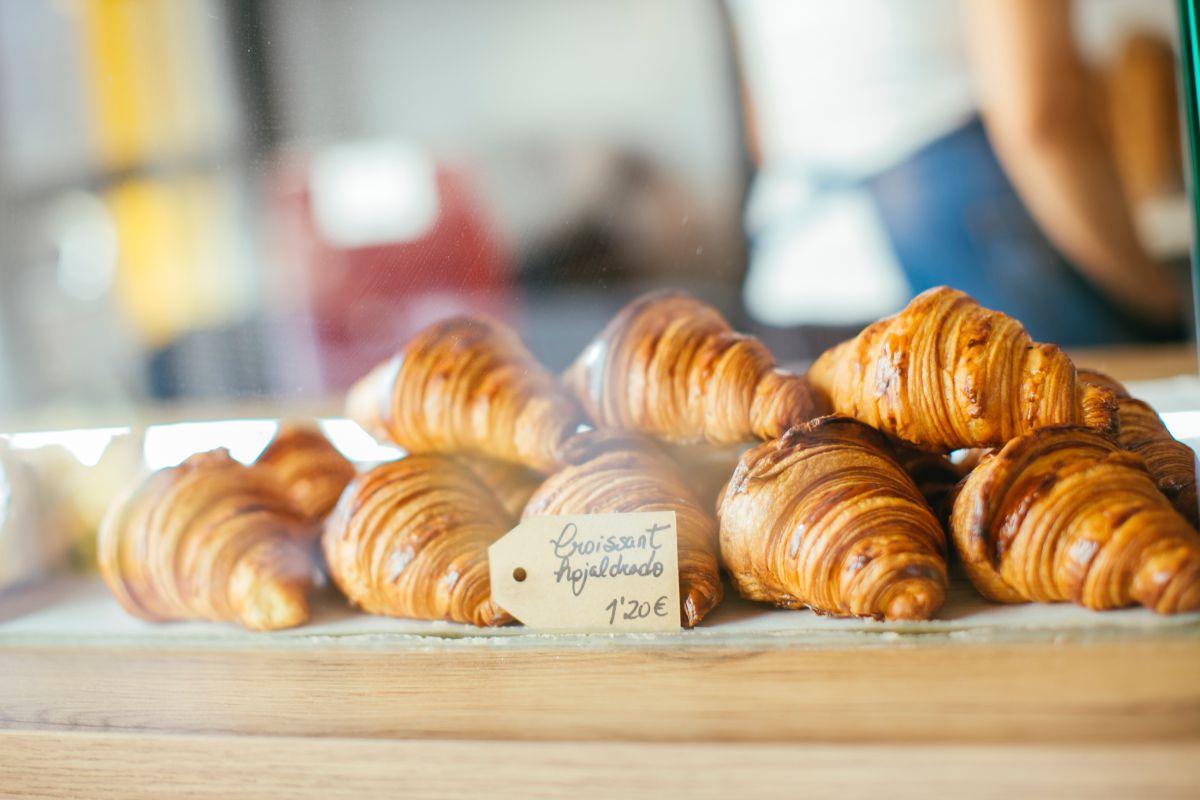 'Croissants' que no tienen nada que envidiar a los de ningún lugar del mundo.