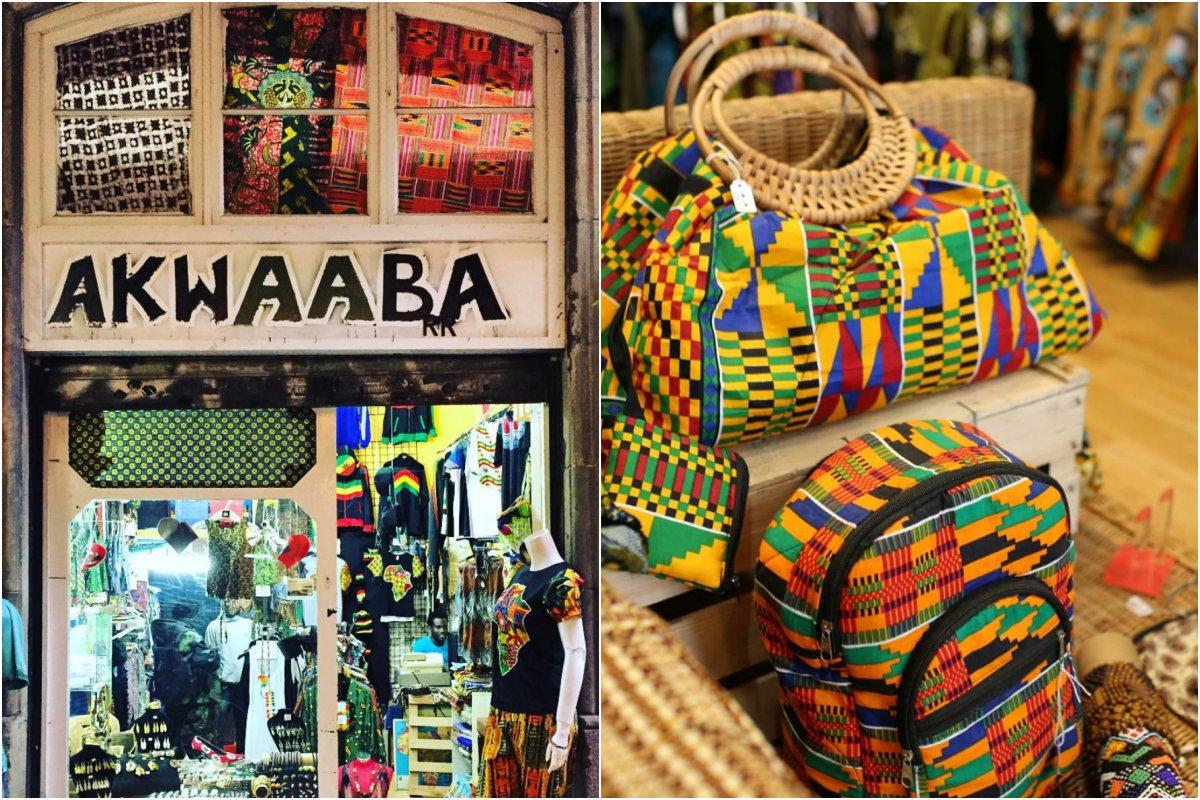 'Akwaaba' significa 'bienvenido a casa' en africano. Foto: Instagram
