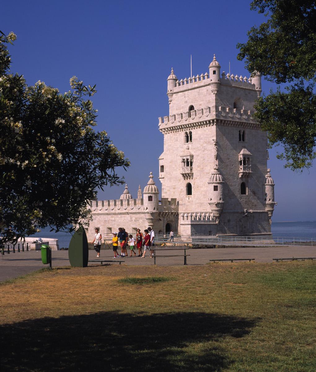 Torre de Belem. Foto: Turismo de Portugal.