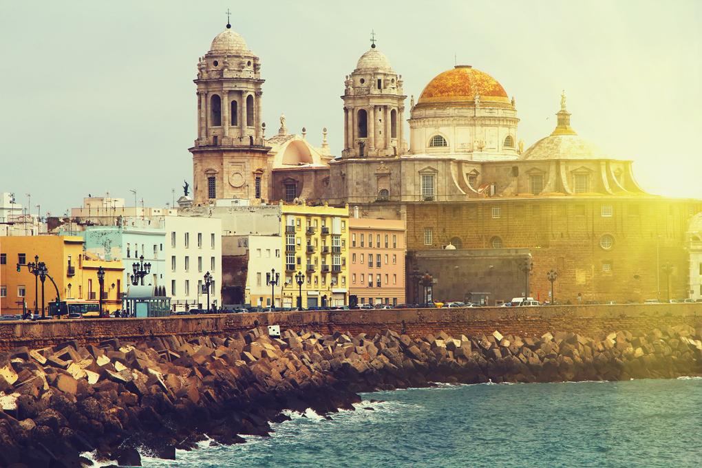 No es la Habana, es nuestra Cádiz. Foto: shutterstock