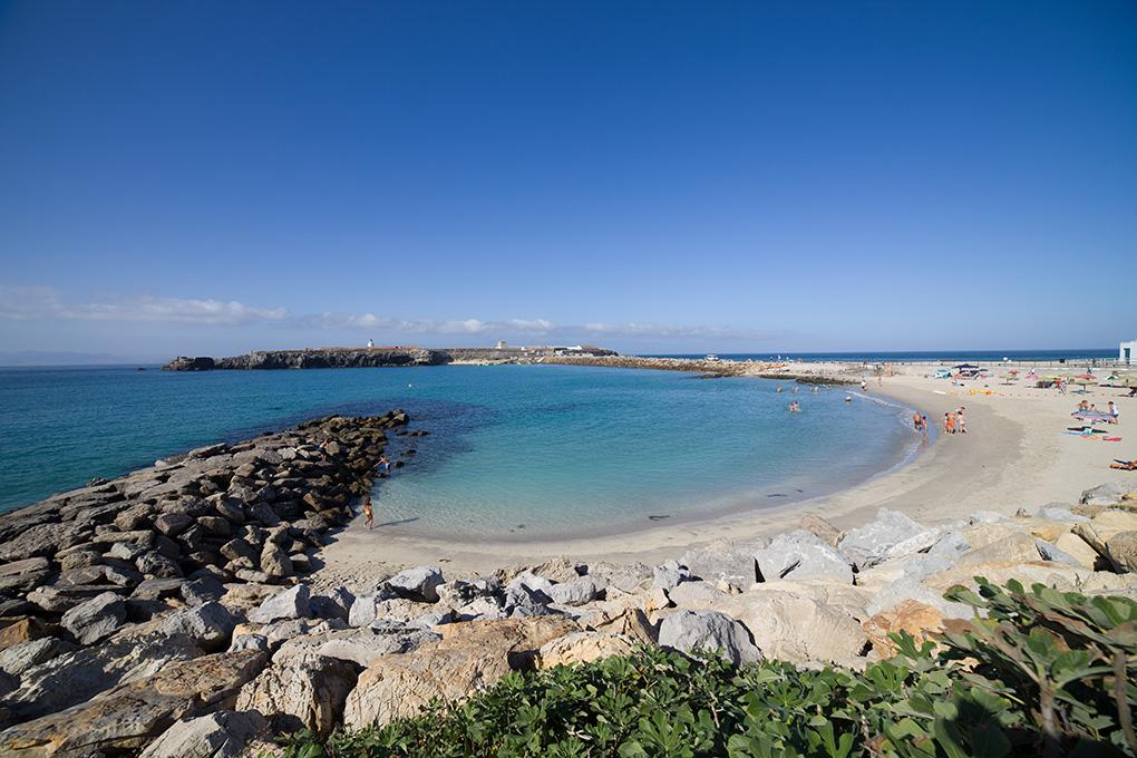 Entendemos que uno de los mayores atractivos turísticos de Tarifa sean sus playas. Foto: M. Rojas.