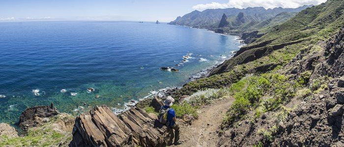 Ruta Afur - Taganana. Foto: Turismo de Tenerife