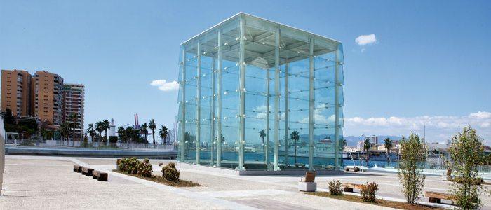 Centre Pompidou Málaga /Imagen cedida por: Centre Pompidou.