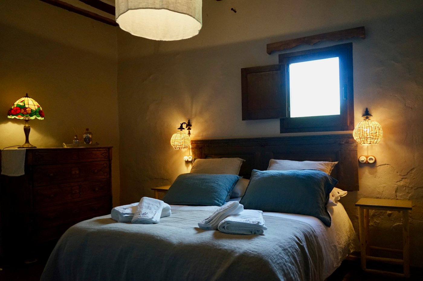Hotel rural 'Mas El Mir': habitaciones