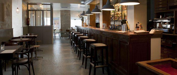 Bar Martinez, Madrid.