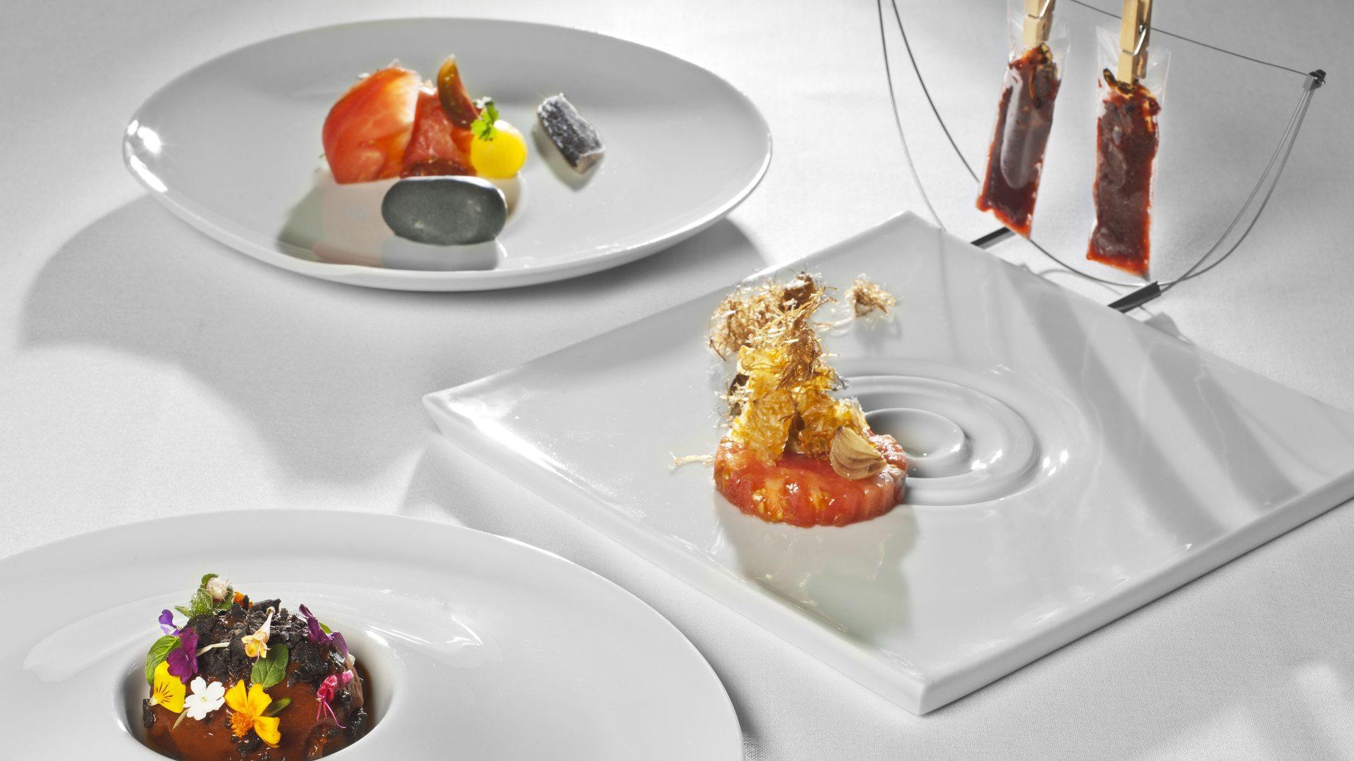 Plato estrella: Estudio del Tomate 2014